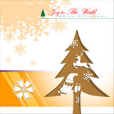 Abstract of Christmas Background. Royalty Free Stock Photos