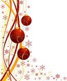 Abstract Christmas background vector Stock Photos