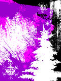 Abstract christmas background, vector Royalty Free Stock Image