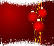 Abstract Christmas background vector Royalty Free Stock Photo