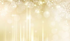 Abstract christmas background Stock Images