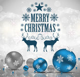 Abstract Christmas Background Vector Illustration Stock Photo