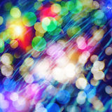 Abstract christmas backgrounds. With beauty bokeh Royalty Free Stock Image