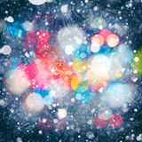 Abstract christmas backgrounds Stock Photography