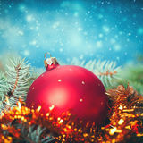 Abstract Christmas backgrounds Stock Image
