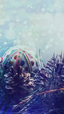 Abstract Christmas backgrounds Royalty Free Stock Photos