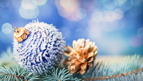 Abstract Christmas backgrounds Stock Photos