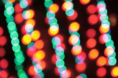 Abstract christmas blurry background stock images