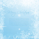Abstract christmas card. Illustration of abstract christmas card with isolated background Royalty Free Stock Photos