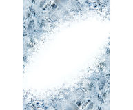 Abstract Christmas Card Royalty Free Stock Image