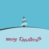 Abstract Christmas card background in ice blue. Vector illustration vector illustration