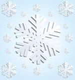 Abstract Christmas card. Royalty Free Stock Photo