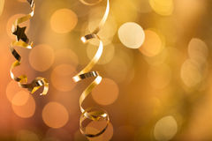 Abstract Christmas or celebration background Stock Image