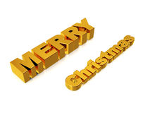 Abstract christmas concept Royalty Free Stock Photo