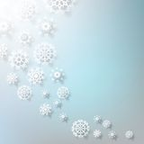 Abstract Christmas with copyspace. EPS 10 Stock Image