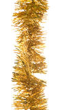 Abstract christmas decoration. Isolated  on  white background Royalty Free Stock Photo