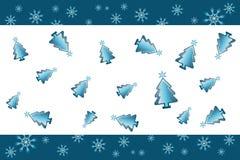 Abstract christmas design Royalty Free Stock Image