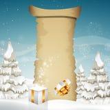 Abstract Christmas Design Stock Image