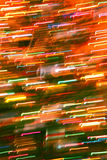 Abstract Christmas light Royalty Free Stock Images