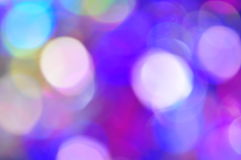 Abstract christmas light background Stock Photos