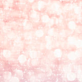 Abstract christmas lights on background Royalty Free Stock Images