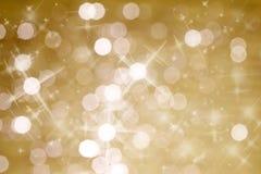 Abstract christmas lights Royalty Free Stock Image
