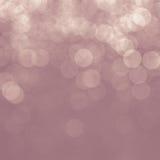Abstract christmas lights , background bokeh circles Royalty Free Stock Photo