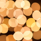 Abstract christmas lights , background bokeh circles. For Christmas background Stock Photography