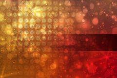 Abstract Christmas, New year background. With snowflakes Stock Images