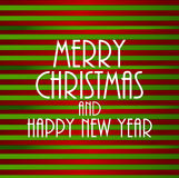 Abstract Christmas and New Year Background. Vector Royalty Free Stock Photo