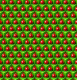 Abstract christmas pattern Stock Image