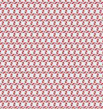 Abstract Christmas pattern wallpaper Stock Photo