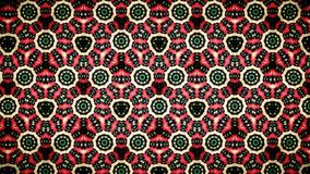 Abstract Christmas red white and green pattern wallpaper Royalty Free Stock Image