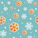 Abstract Christmas  seamless background with Stock Photos
