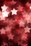 Abstract christmas stars Stock Images