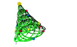 Abstract Christmas Tree Stock Images