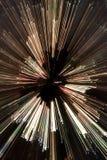 abstract christmas tree zoomed Στοκ εικόνα με δικαίωμα ελεύθερης χρήσης