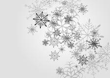 Abstract Christmas vector design Stock Photo