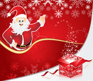 Abstract christmas wallpaper Royalty Free Stock Photo