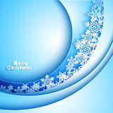 Abstract Christmas winter Background Royalty Free Stock Images