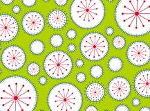 Abstract Christmas Wrap Background Royalty Free Stock Images
