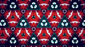 Abstract Christmas Xmas green red white color wallpaper Royalty Free Stock Images