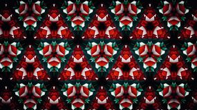 Abstract Christmas Xmas green red white color wallpaper Stock Photo