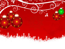 Abstract chritmas background Stock Photo