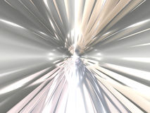 Abstract chrome background Royalty Free Stock Photo