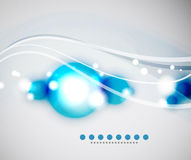 Abstract circle background Royalty Free Stock Photo