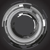 Abstract circle background Royalty Free Stock Photos