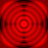 Abstract Circle Background. Abstract Red Circle Forms Background Royalty Free Stock Images