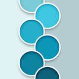 Abstract Circle Background 1 Stock Photography