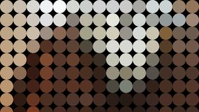 Abstract circle background wallpaper Stock Image